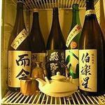 醸し屋 素郎slow - 地酒は季節によって変わります。マスター厳選の地酒20種好みのお味教えてください。