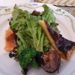 ヨッテリアコゴミ - 前菜盛り合わせ