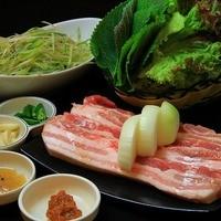 モイセ - 大人気のサムギョプサル!韓国料理の象徴です。