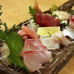 和創旬彩 くうひな - 料理写真:毎日、新鮮で旬の魚介類