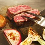 匠 - すべての食材をオリーブオイルで焼く新感覚鉄板焼