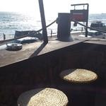 珊瑚礁 - 珊瑚礁テラス席