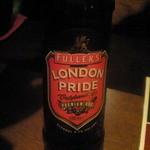 コーヒーエン - 「個性的なビール」を頼んだら出てきた「LONDON PRIDE」