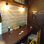 イタリア食堂Makino - 2名様~3名様の人目の落ち着いたお席もございいます。