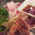 中国料理 桃翠 - 酔っ払い海老