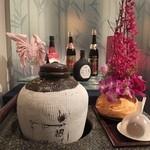 中国料理 桃翠 - 甕出し紹興酒