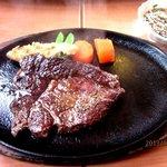 田中屋レストラン - ランチステーキ!(2013,03/03)