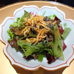 炫 - 新鮮野菜サラダ