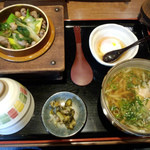 17673268 - 釜めし定食