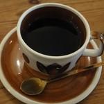 ニムカフェ - ブレンドコーヒー400円