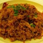 17675119 - 黒炒飯