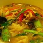17675121 - タンメン 麺ランチ