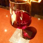 サリール - グラスワイン(赤)