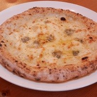 アモーラ ピッツァ - 4種のチーズピッツァ