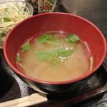 17676424 - お味噌汁