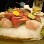 菜々海 - お造り盛り合わせ