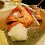 菜々海 - 金目鯛