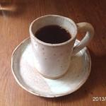 注文の多い交差店 - オーガニックコーヒーが最高です。