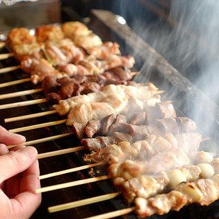 今夜は札幌串やで飲んで食べよう!!♪
