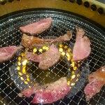 りん - タンを調理中\(^o^)/