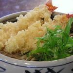 しる万 - 天ぷら蕎麦・うどん 各880円