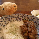 CAFE JI:TA - 根野菜がいっぱいのカレー♪