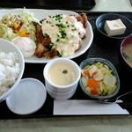 街かど食堂 - 料理写真:チキン南蛮定食
