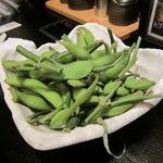 アジト - 枝豆