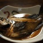 しみず食堂 - 黒メバル煮付け・900円