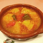 スペイン料理銀座エスペロ みゆき通り店 - 魚料理
