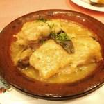スペイン料理銀座エスペロ みゆき通り店 - 肉料理