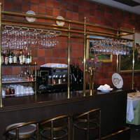 レストラン スリジェ - バーカウンターで会社帰りに一杯・・・。