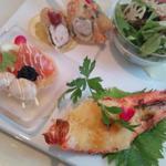 フェリーチェ - 料理写真:ランチコースの前菜