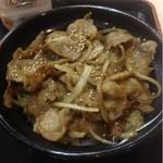 吉野家 - 料理写真:牛焼肉丼  480円