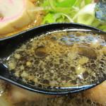 17693642 - しょうゆ。スープ