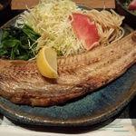 17694302 - 魚定食アップ