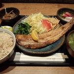 17694304 - 日替り魚定食\900