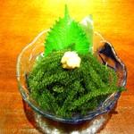 ろかーる - 海ぶどう(680円)