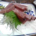 千石 - ヨコワ刺身