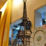 ル・ビストロ クー ドポール - エッフエル塔が聳え立つところにフレンチに対する真摯なこだわりをみもた。
