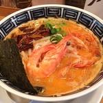 蒼龍 - えび味噌麺