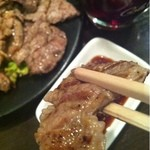 立呑み厨房 いち - 2013.2.25 ステーキ・リフト