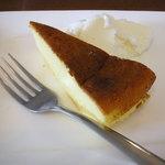 manma cafe - チーズケーキ