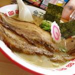 金子家 - まる金とんこつ醤油750円