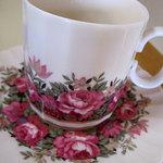 水半茶寮 - 食後は珈琲か紅茶がフリー