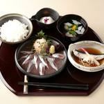 いわし三昧御膳    1180円(税込)