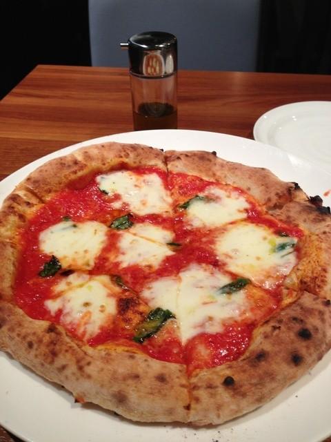 チャオベッラ - マルゲリータピザ