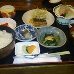 平家 - 2013.03・日替り定食 800円