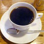 コーヒー・ブリックス - 本日のストレート マンデリンです。
