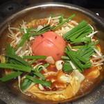 もつ蔵 - トマト鍋